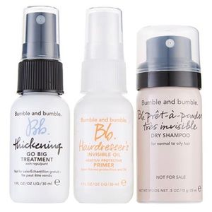 bumble and bumble Haircare Lot Dry Shampoo Primer